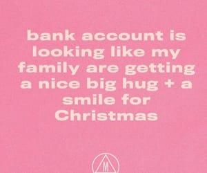 broke, christmas, and december image