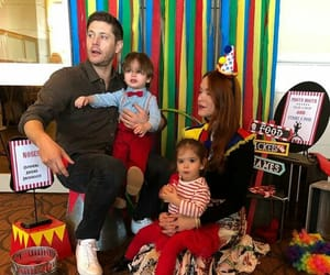 babies, birthday, and dean winchester image