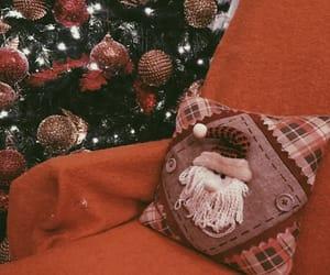 christmas, cozy, and santa image