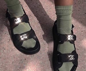 chanel, aesthetic, and shoes image