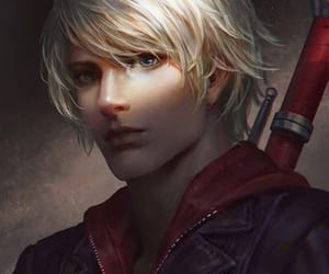 4, devil may cry, and fan art image