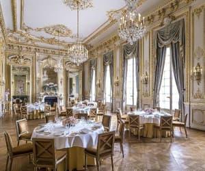 ballroom, france, and luxury image