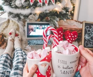 christmas, lifestyle, and yummy image