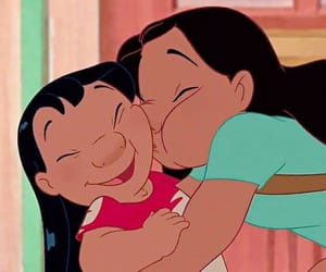 disney, lilo, and sisters image