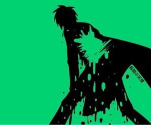 anime, anime boy, and satsuriku no tenshi image