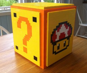 cube, lego, and mario image