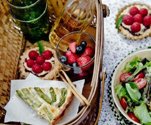 food and picnic image