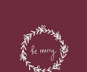 background, christmas, and happy image