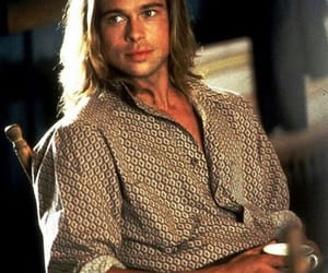 brad pitt, Hot, and handsome image