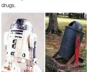 grunge, lol, and r2d2 image