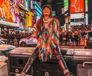 blogger, city, and fashion image
