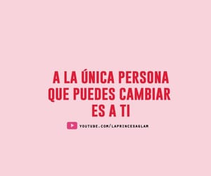frases, girl power, and pink image