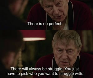 movie, struggle, and quotes image