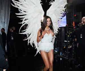 lingerie, wings, and gizele oliveira image
