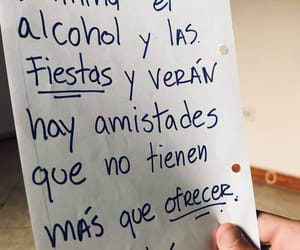 alcohol, amistad, and love image