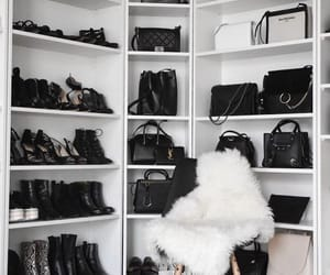bag, shoes, and home image