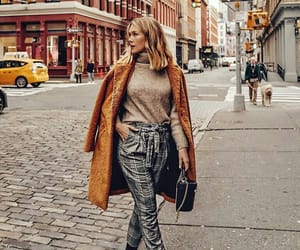 aesthetic, blogger, and fall image