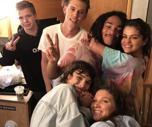selena gomez, teens, and best friend goals image