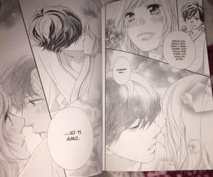 anime, kou mabuchi, and love image
