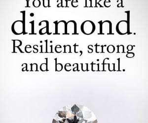 diamond, empowerment, and gemstone image