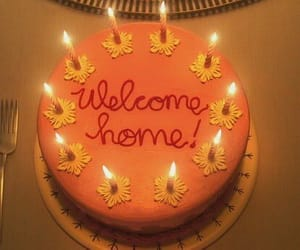 coraline, cake, and candles image