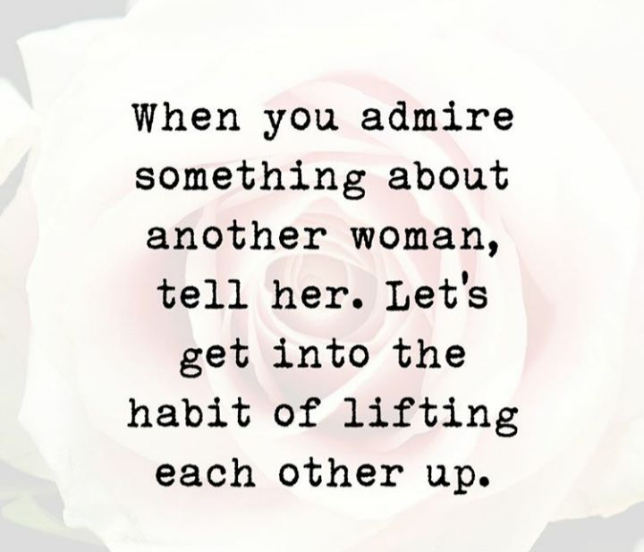 women, empowering each other shared by BlueBittyMoon