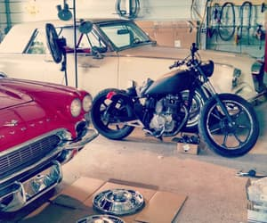 cars, fallout, and motorcycle image