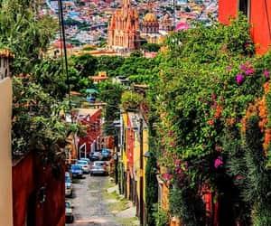 city, guanajuato, and méxico image