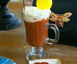 coffee, شكﻻطه, and ﻟﻴﺒﻴﺎ image