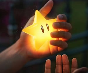 boy, hands, and magic image