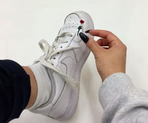 nike, aesthetic, and shoes image