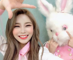 korean, kpop, and pink fantasy image