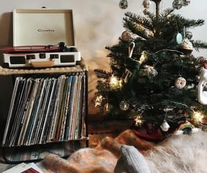 christmas, playlist, and winter image