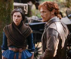 books, period drama, and outlander image