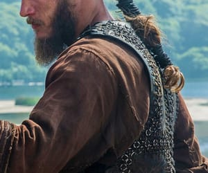 vikings, man boy, and travis fimmel image
