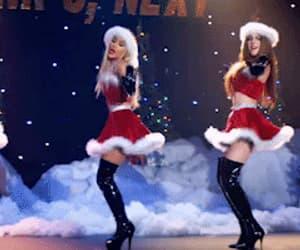 christmas, gif, and tour image
