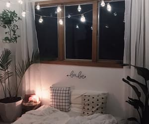 room, bedroom, and cozy image