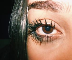 brown eyes, tumblr, and drugs image