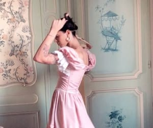 pink and melanie martinez image