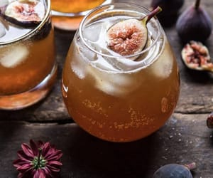 bourbon, fig, and cider image