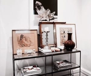 interior, art, and decor image