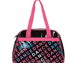 dance bags, duffle dance bags, and ballet dance bags image