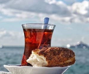 coffee, food, and شاي image