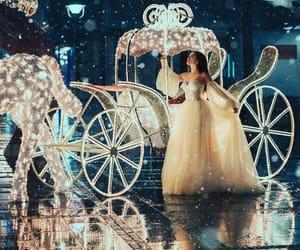 beauty, Dream, and fairytale image