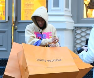 celebrity, designer, and Louis Vuitton image