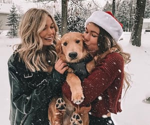 bff, festive, and girl image