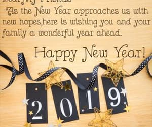 new year 2019 and new year image