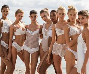Victoria's Secret, taylor hill, and elsa hosk image
