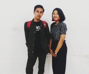 boy, couple, and hurt image