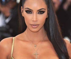 beautiful women, kim kardashian, and women image